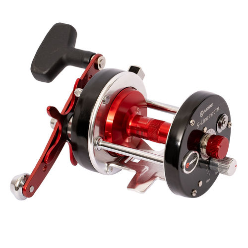 Akios S-Line 757 CTM Multiplier Reel