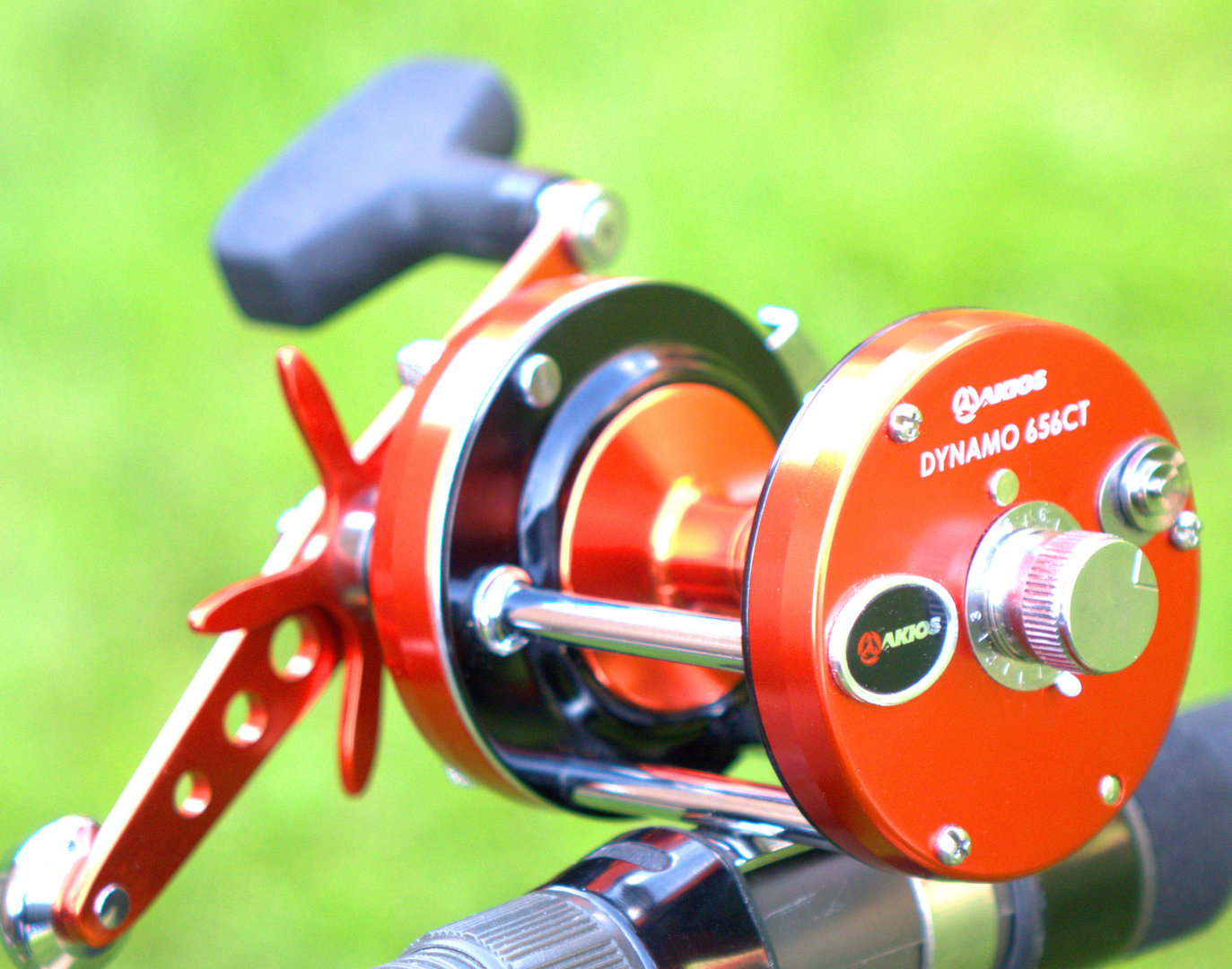 Akios Dynamo 656 Ct Multiplier Orange