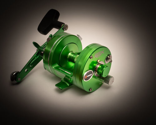 Akios SHUTTLE RGX OBX 656 Multiplier Reel